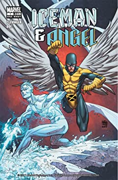 Iceman and Angel #1