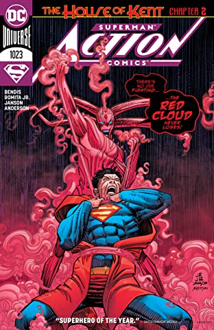 Action Comics (2016-) No.1023