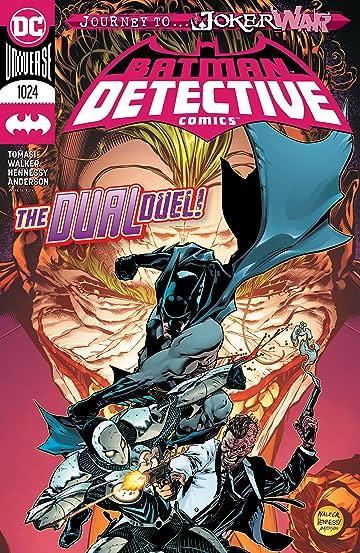 Detective Comics (2016-) #1024