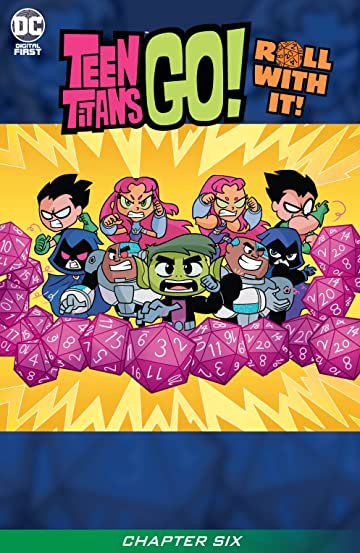 Teen Titans Go! Roll With It! (2020-) #6