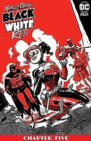 Harley Quinn Black + White + Red (2020-) #5