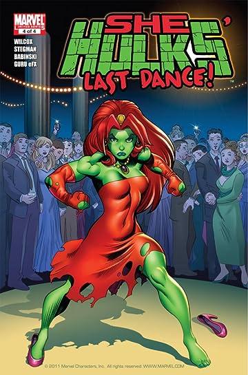 She-Hulks (2010-2011) #4