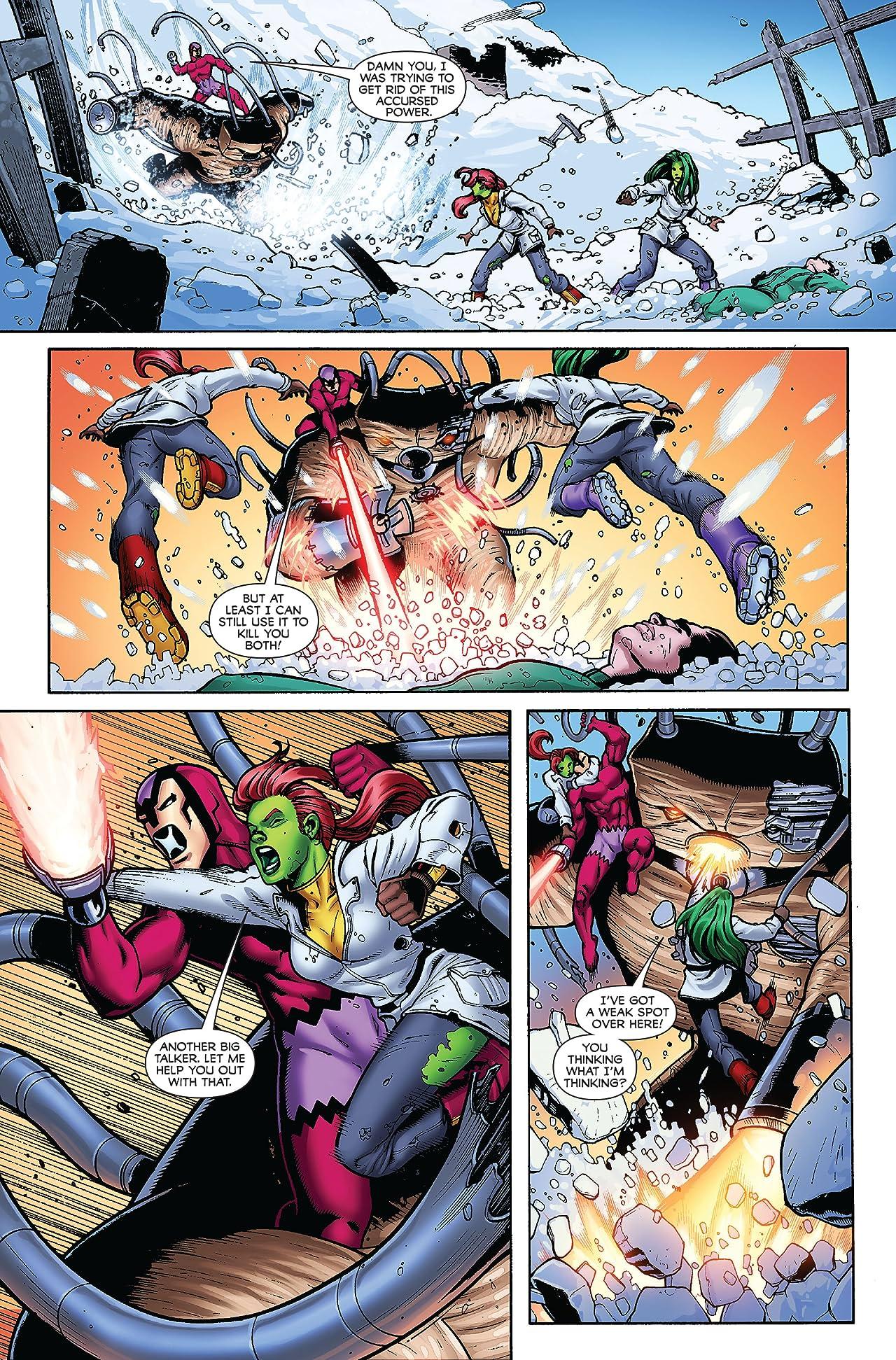 She-Hulks (2010-2011) #4 (of 4)