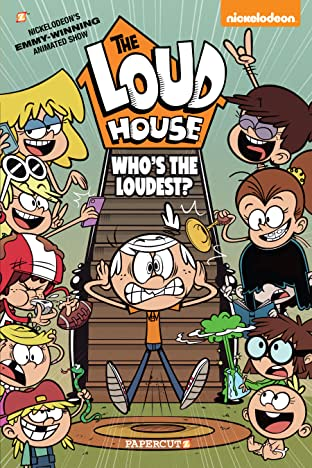 The Loud House Vol. 11: Who's the Loudest?