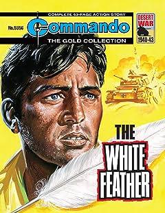 Commando #5356: The White Feather