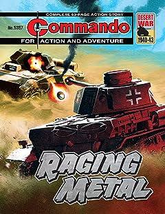 Commando #5357: Raging Metal