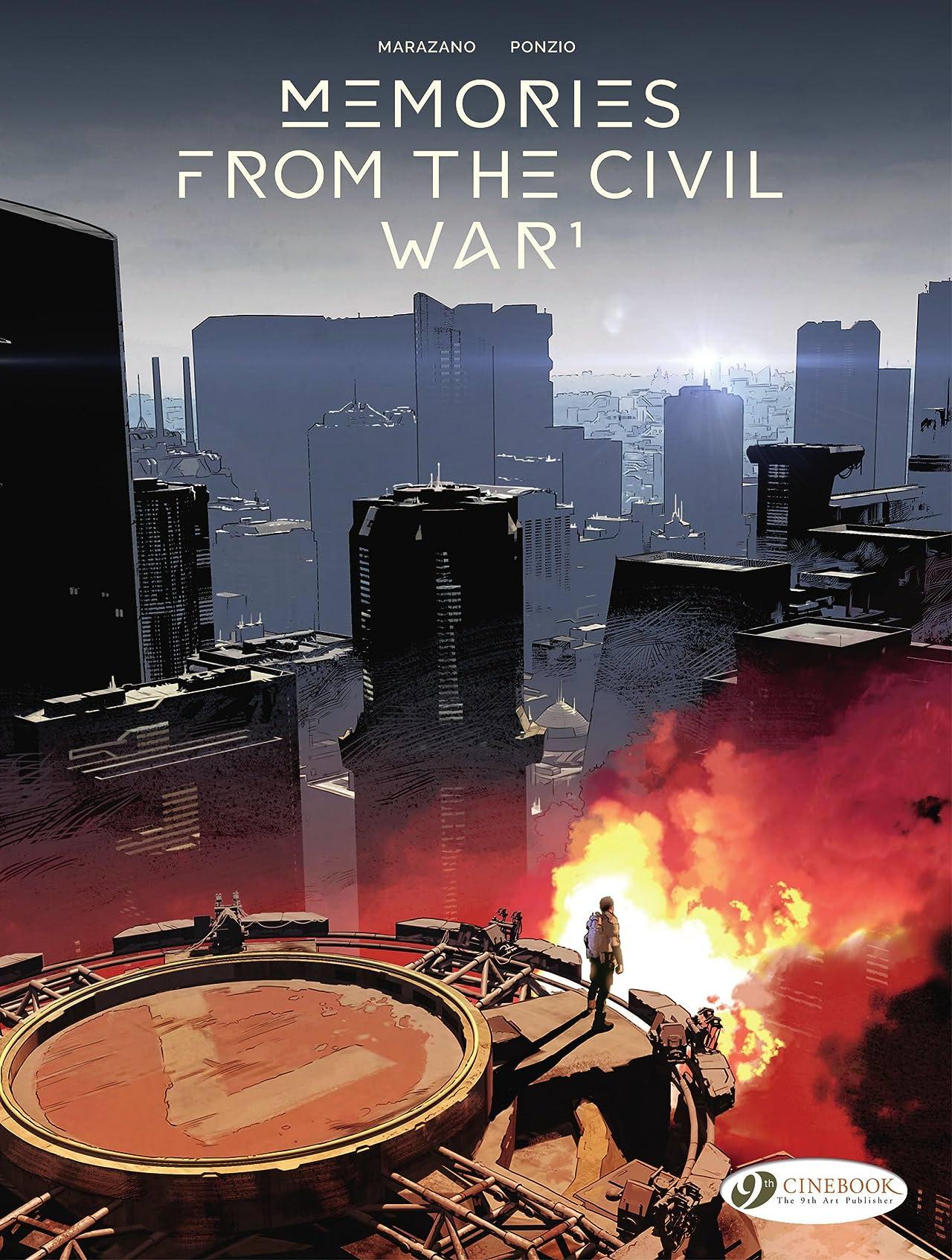 Memories from the Civil War Vol. 1