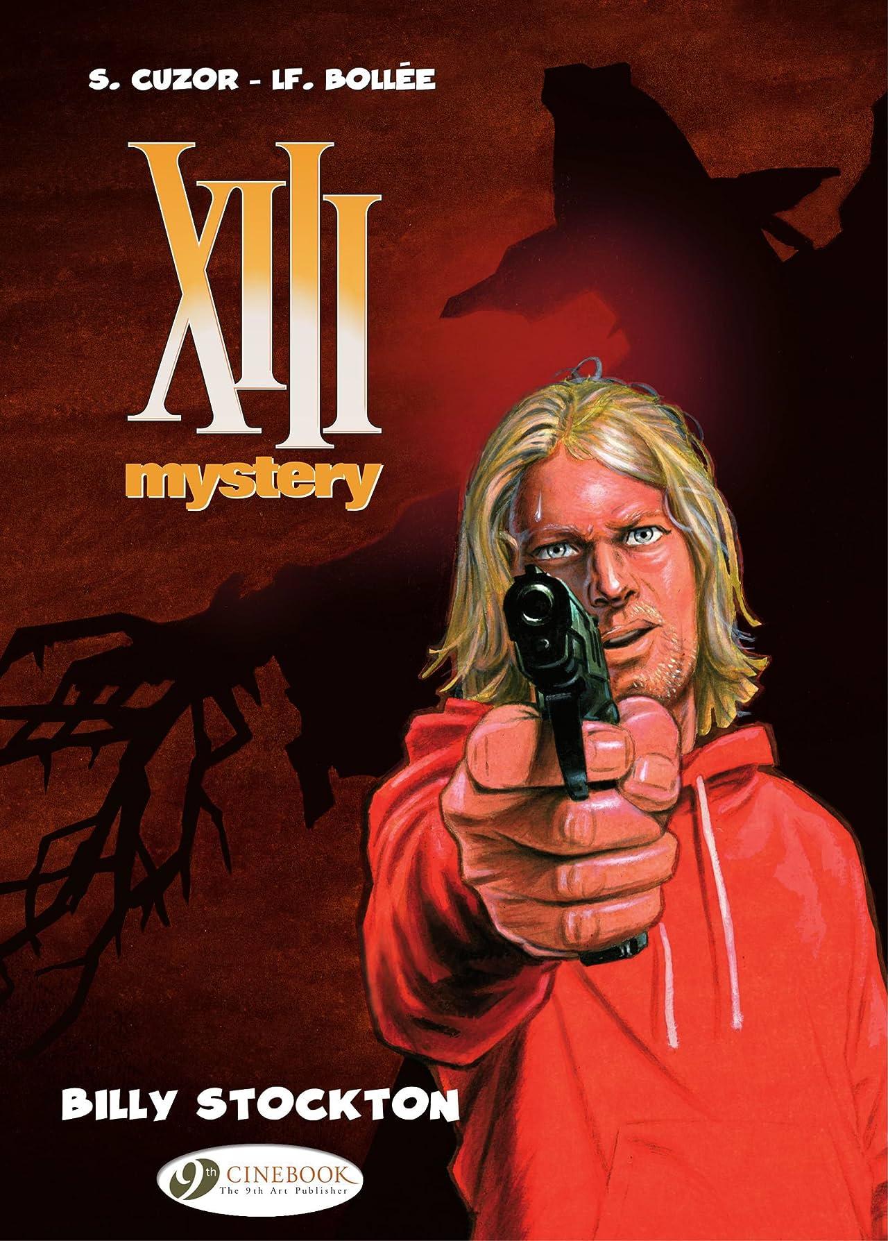 XIII Mystery Vol. 6: Billy Stockton