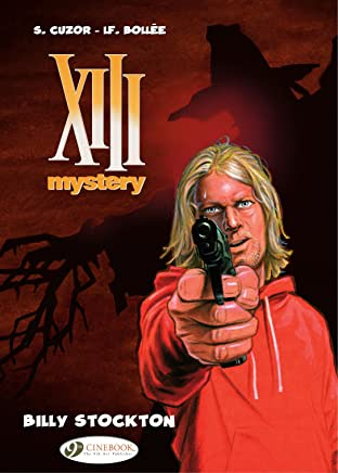 XIII Mystery Vol. 6: Billy Stockton