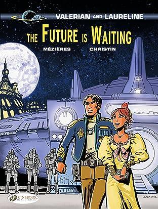 Valerian & Laureline Vol. 23: The Future is Waiting
