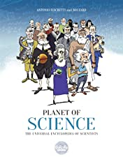 Planet of Science: The Universal Encyclopedia of Scientists