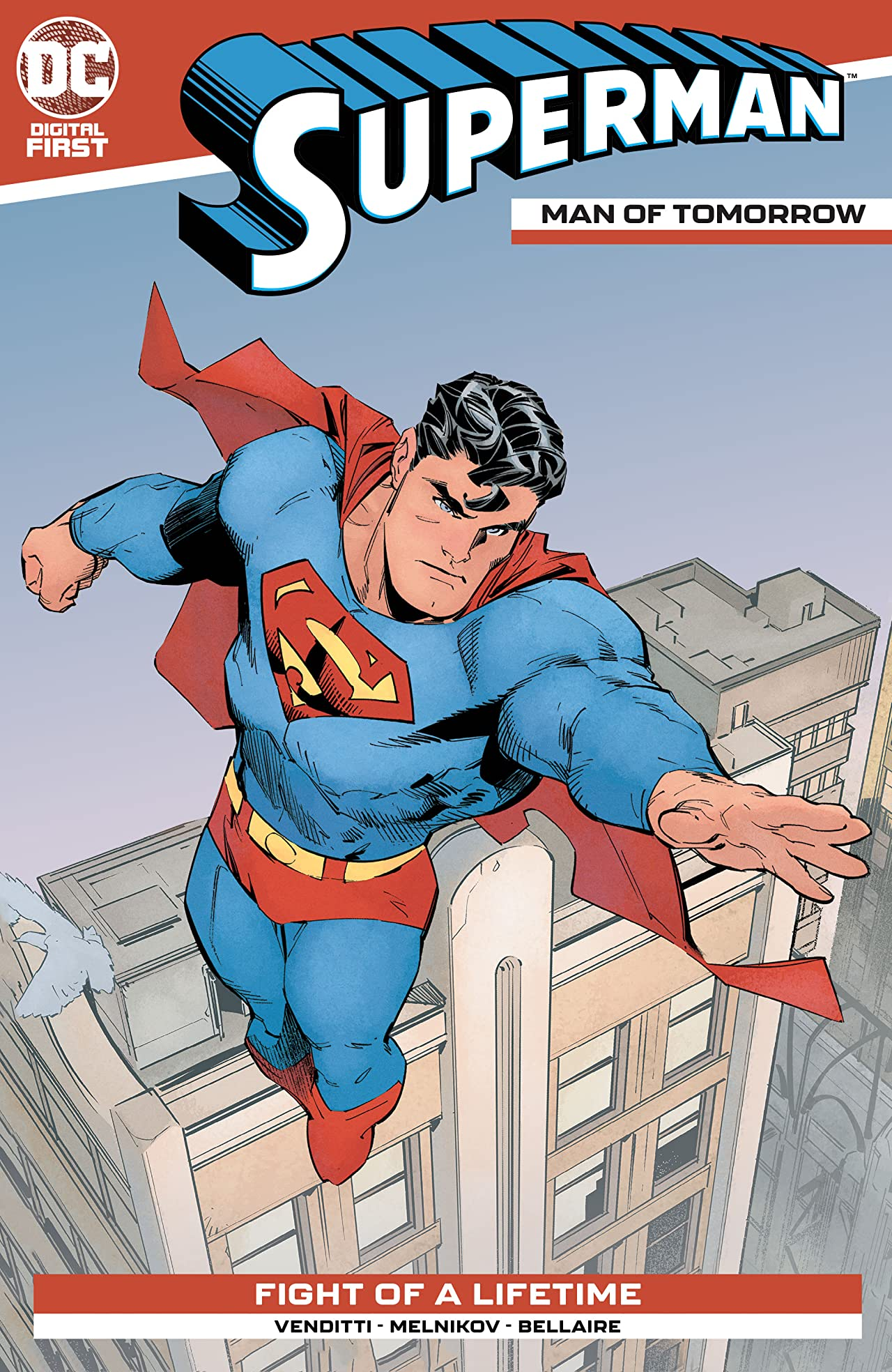 Superman: Man of Tomorrow #11