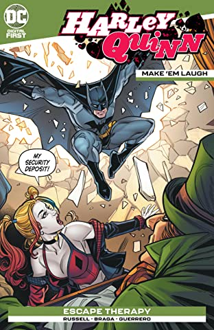 Harley Quinn: Make 'em Laugh No.3