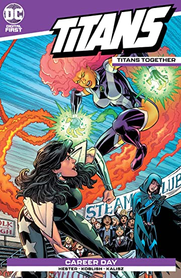 Titans: Titans Together #4