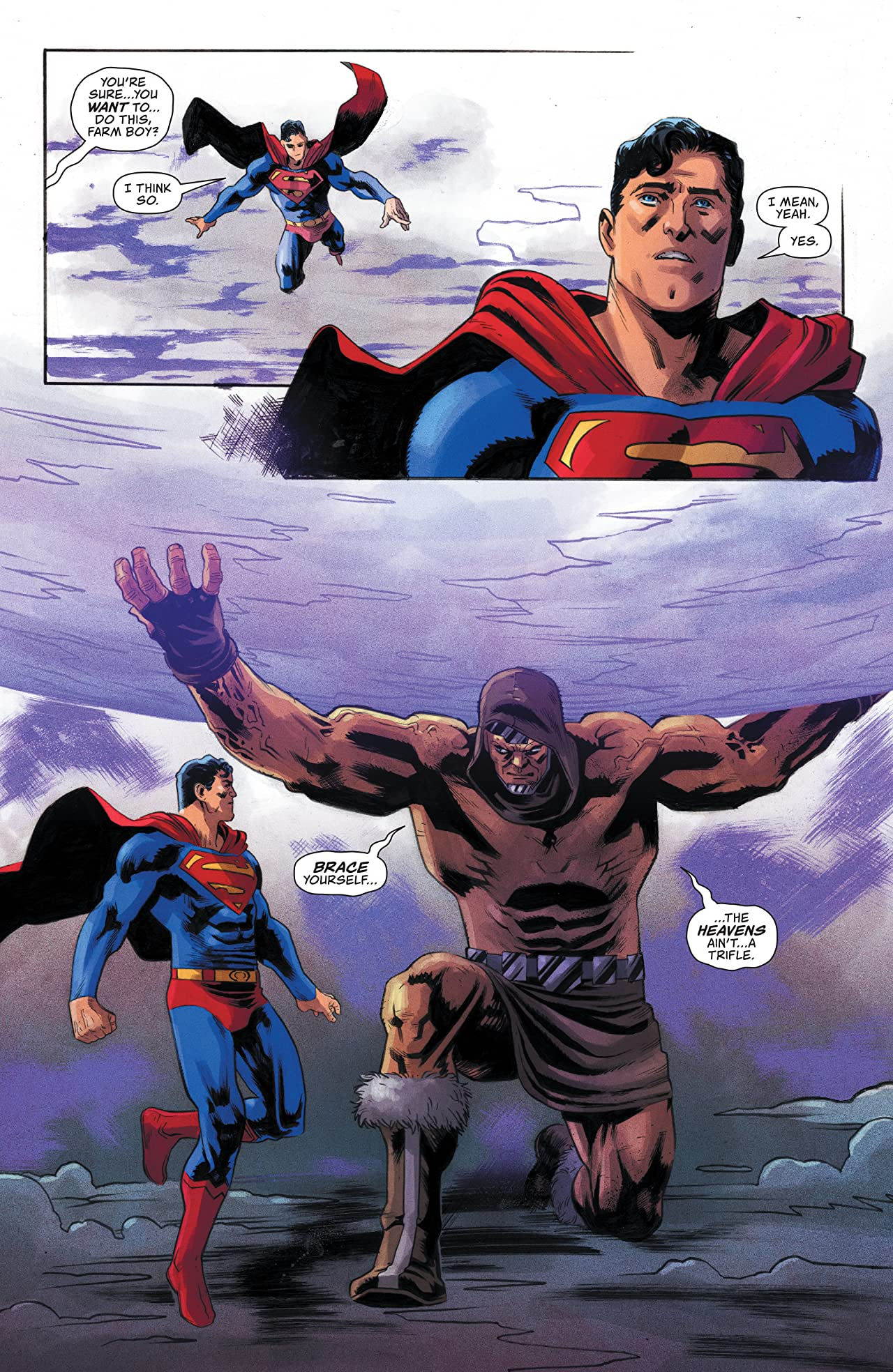 Superman: Man of Tomorrow No.12