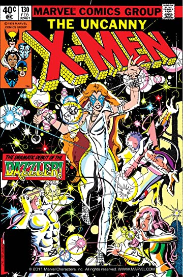 Uncanny X-Men (1963-2011) #130