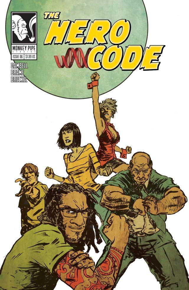 The Hero Code No.6