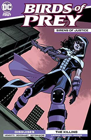 Birds of Prey: Sirens of Justice #2