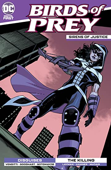 Birds of Prey: Sirens of Justice No.2