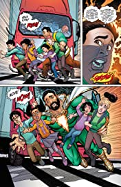 Shazam!: Lightning Strikes #2