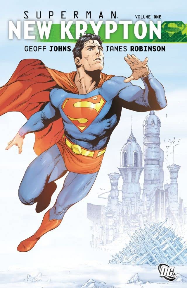 Superman: New Krypton Vol. 1