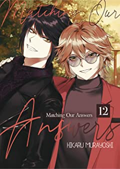 Matching Our Answers (Yaoi Manga) #12