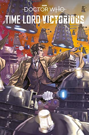 Doctor Who: Time Lord Victorious No.2