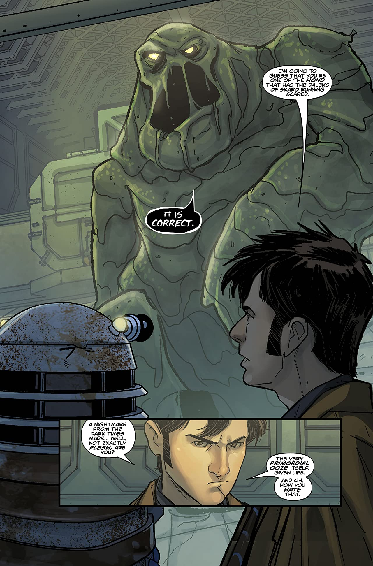 Doctor Who: Time Lord Victorious #2
