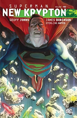 Superman: New Krypton Vol. 2