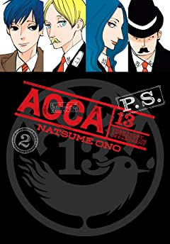 ACCA 13-Territory Inspection Department P.S. Vol. 2