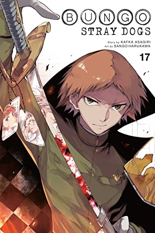 Bungo Stray Dogs Vol. 17