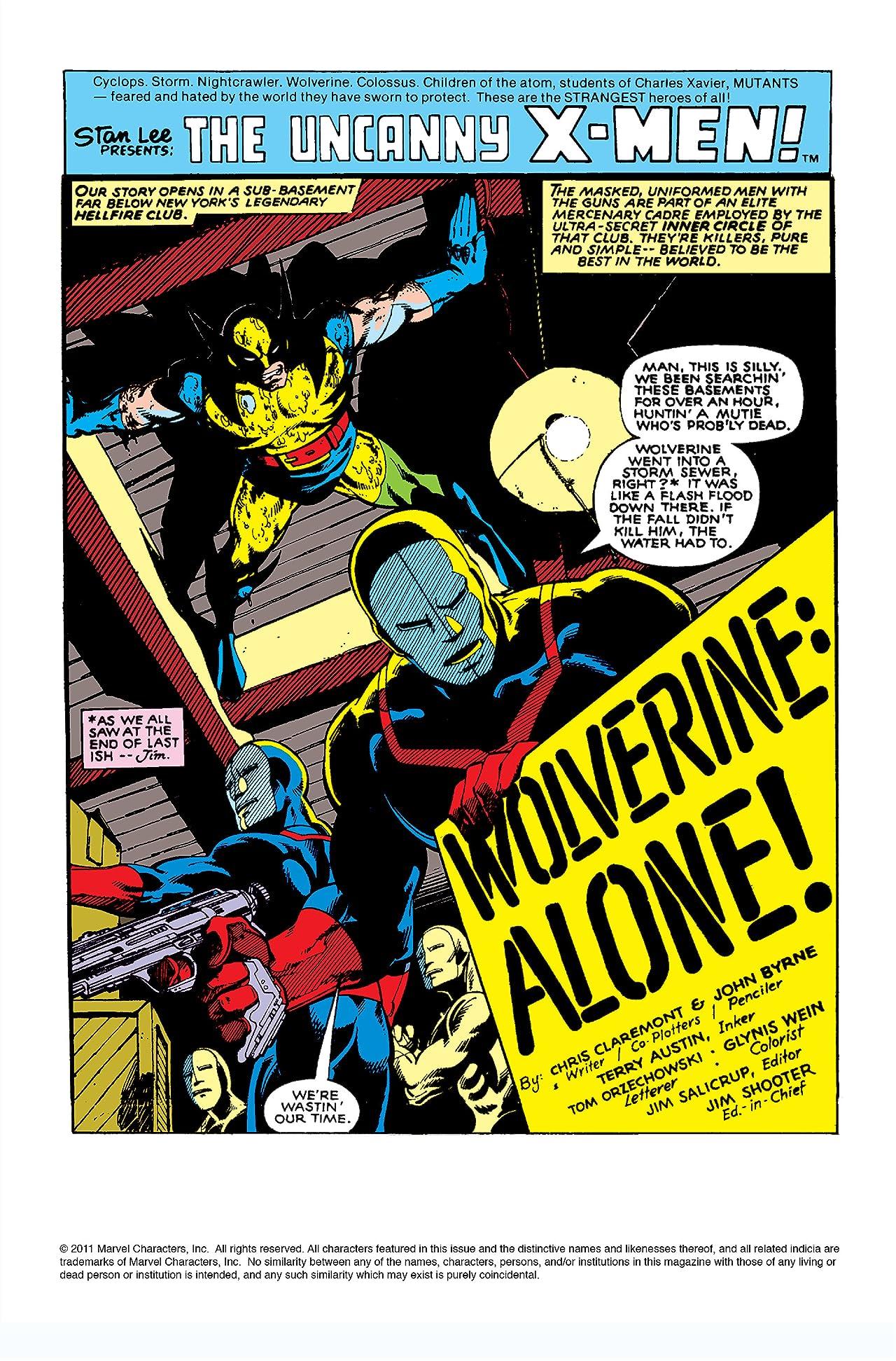 Uncanny X-Men (1963-2011) #133