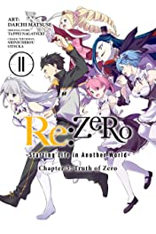 Re:ZERO -Starting Life in Another World-, Chapter 3: Truth of Zero Vol. 11