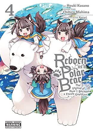Reborn as a Polar Bear Vol. 4