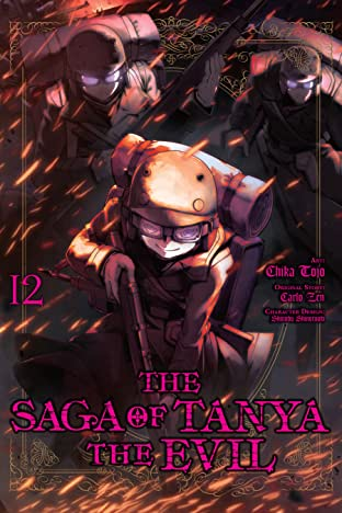 The Saga of Tanya the Evil Vol. 12