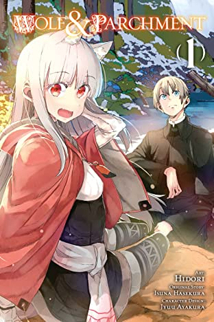 Wolf & Parchment Vol. 1: New Theory Spice & Wolf