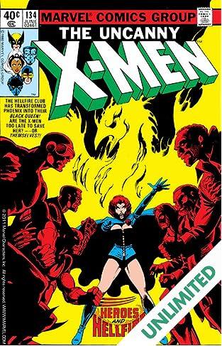 Uncanny X-Men (1963-2011) #134