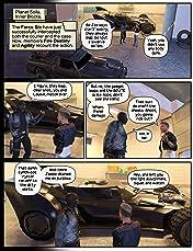 38 Force Six, The Annihilators #38