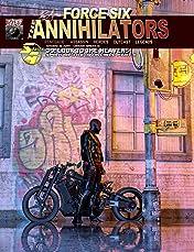 39 Force Six, The Annihilators #39