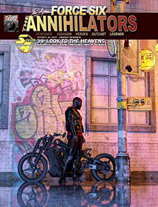39 Force Six, The Annihilators #39