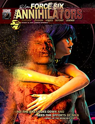 40 Force Six, The Annihilators #40