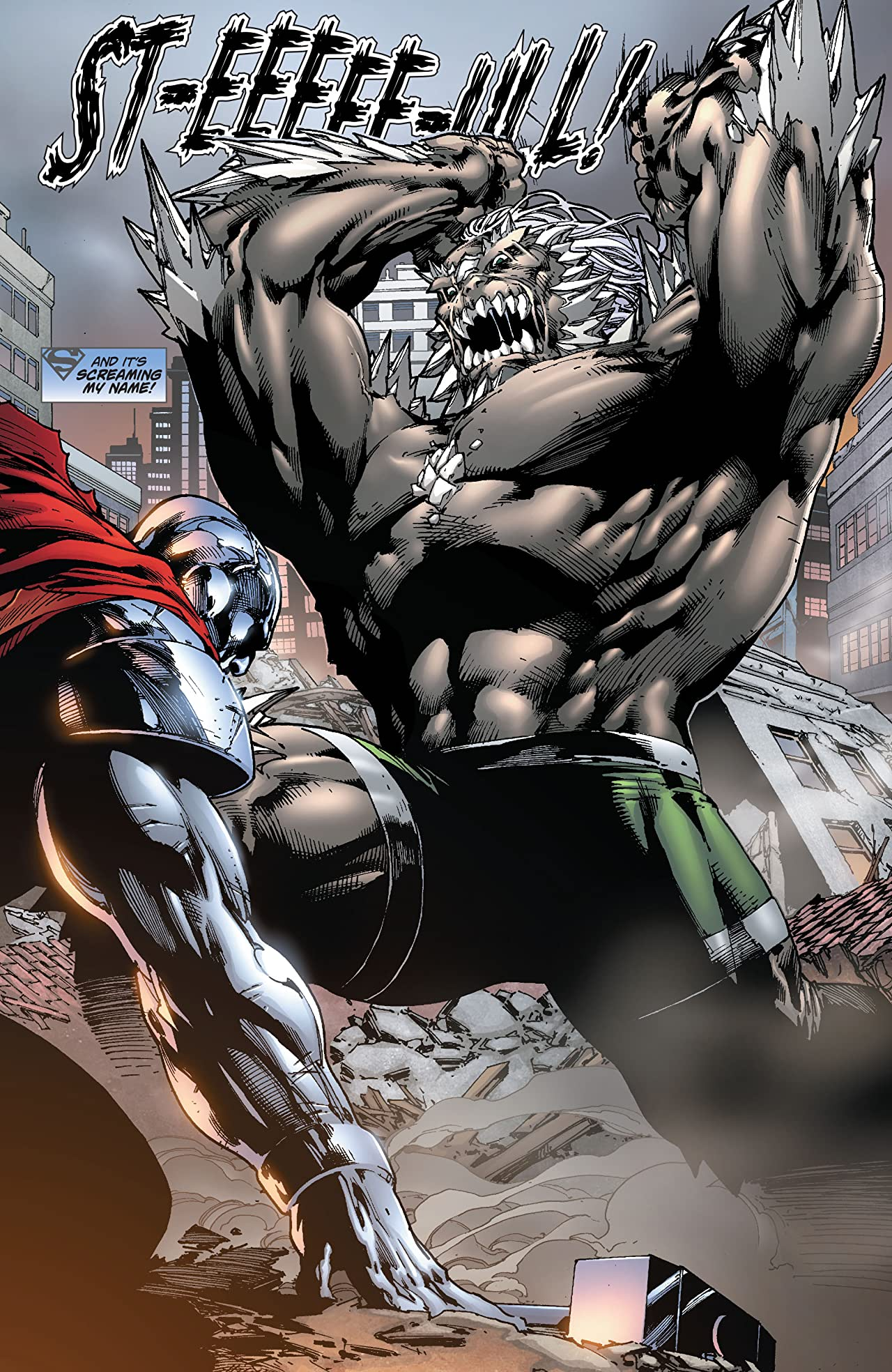 Superman: Return of Doomsday