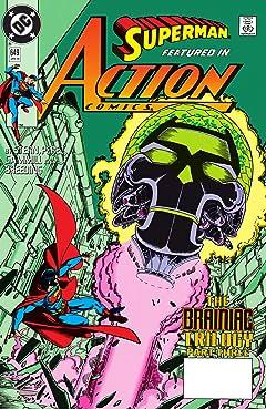 Action Comics (1938-2011) #649