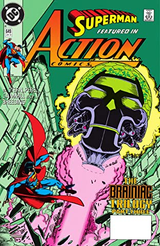 Action Comics (1938-2011) No.649