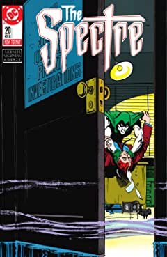 The Spectre (1987-1989) #20