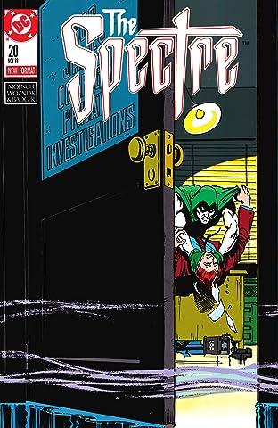 The Spectre (1987-1989) #20