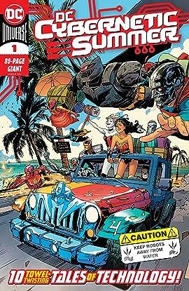 DC Cybernetic Summer (2020) #1