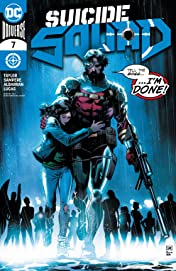 Suicide Squad (2019-) #7