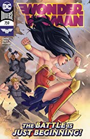 Wonder Woman (2016-) No.759