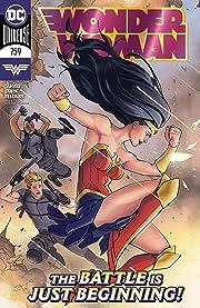 Wonder Woman (2016-) #759